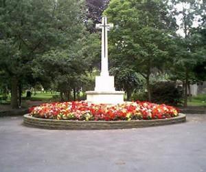 Wolverhampton Cemetery War Memorial