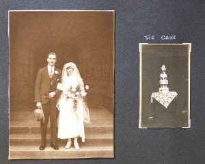 Frank and Annie's wedding