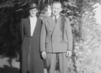 Annie and Robert Harper, Strathfield NSW